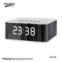 Musky Bluetooth Speaker DY-26 (1 stuks)