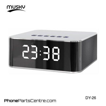 Musky Musky Bluetooth Speaker DY-26 (1 stuks)