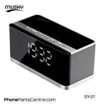 Musky Bluetooth Speaker DY-27 (2 stuks)