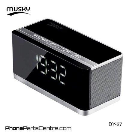 Musky Musky Bluetooth Speaker DY-27 (2 stuks)