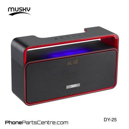 Musky Musky Bluetooth Speaker DY-25 (2 pcs)
