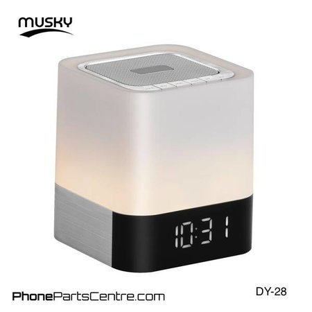 Musky Musky Bluetooth Speaker DY-28 (2 pcs)