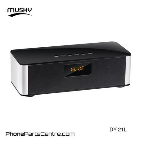Musky Musky Bluetooth Speaker DY-21L (2 stuks)