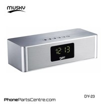 Musky Bluetooth Speaker DY-23 (2 pcs)
