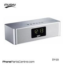 Musky Bluetooth Speaker DY-23 (2 stuks)