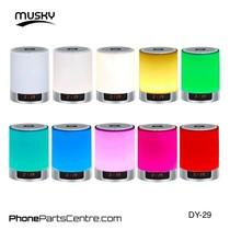 Musky Bluetooth Speaker DY-29 (2 stuks)
