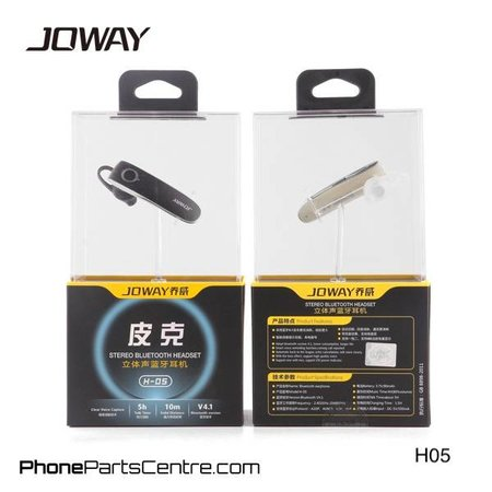 Joway Joway Bluetooth Headset H05 (2 pcs)