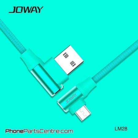 Joway Joway Micro-USB Kabel LM28 1m (10 stuks)
