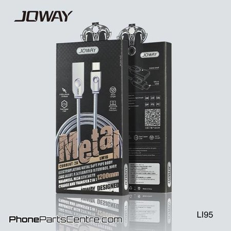 Joway Joway Lightning Cable LI95 1.2m (10 pcs)