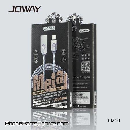 Joway Joway Micro-USB Kabel LM16 1.2m (10 stuks)