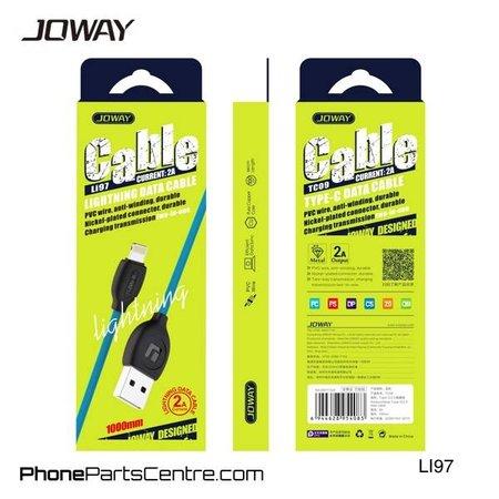 Joway Joway Lightning Kabel LI97 1m (20 stuks)