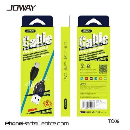 Joway Joway Type C Cable TC09 1m (20 pcs)