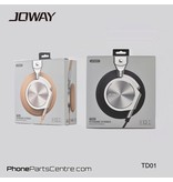 Joway Joway Koptelefoon met snoer TD01 1.25m (2 stuks)