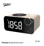 Musky Musky Bluetooth Speaker DY-39 (2 stuks)
