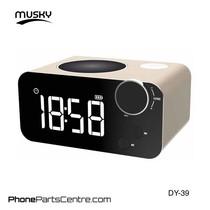 Musky Bluetooth Speaker DY-39 (2 stuks)