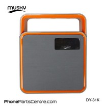 Musky Bluetooth Speaker DY-31K (1 stuks)