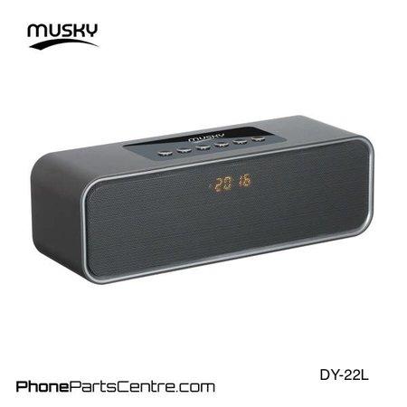 Musky Musky Bluetooth Speaker DY-22L (2 pcs)