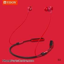 Yison Bluetooth Earphones E3 (2 pcs)