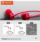 Yison Yison Bluetooth Oordopjes E3 (2 stuks)
