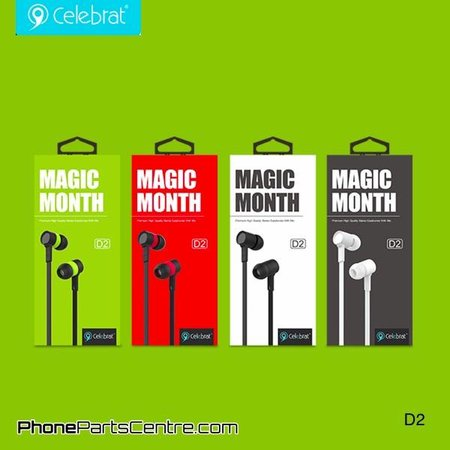 Yison Yison Wired Earphones D2 (20 pcs)