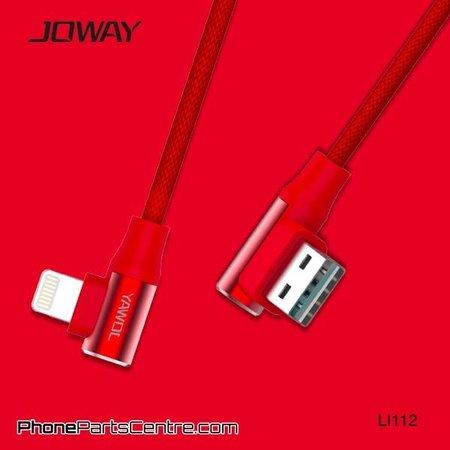 Joway Joway Lightning Kabel LI112 1m (10 stuks)