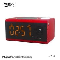 Musky Bluetooth Speaker DY-40 (2 pcs)