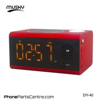 Musky Bluetooth Speaker DY-40 (2 stuks)