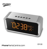 Musky Musky Bluetooth Speaker DY-33 (2 stuks)