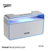 Musky Musky Bluetooth Speaker DY-25 (2 stuks)