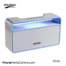 Musky Bluetooth Speaker DY-25 (2 stuks)
