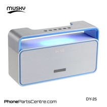 Musky Bluetooth Speaker DY-25 (2 pcs)