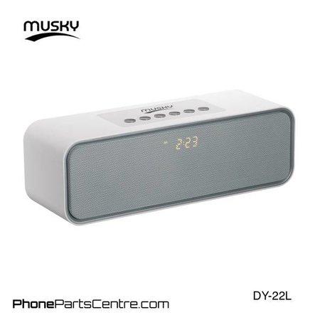 Musky Musky Bluetooth Speaker DY-22L (2 stuks)