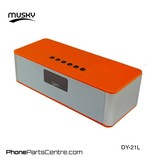 Musky Musky Bluetooth Speaker DY-21L (2 pcs)