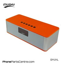 Musky Bluetooth Speaker DY-21L (2 pcs)