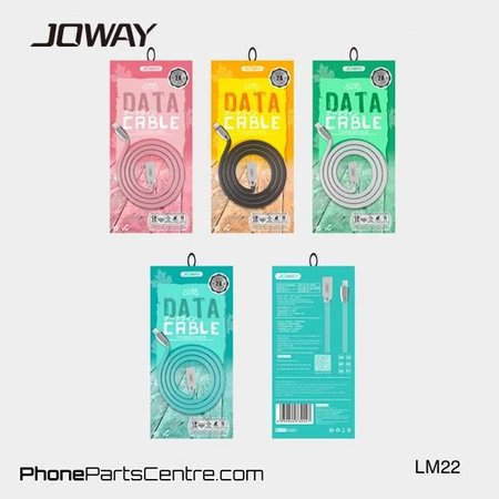 Joway Joway Micro-USB Cable LM22 1m (20 pcs)