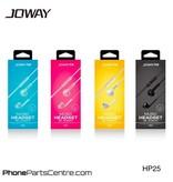 Joway Joway Oordopjes met snoer HP25 1.25m (10 stuks)