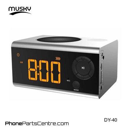 Musky Musky Bluetooth Speaker DY-40 (2 stuks)