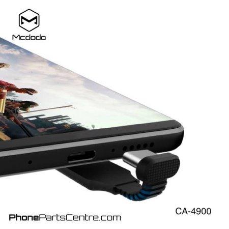 Mcdodo Mcdodo Gaming Kabel met LED voor Type C - CA-4900 1.5m (5 stuks)