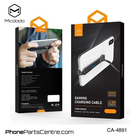 Mcdodo Mcdodo Gaming Cable with LED for Lightning - CA-4891 2m (5 pcs)