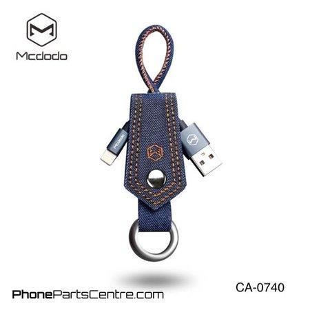 Mcdodo Mcdodo Lightning Cable with keychain - CA-0740 15cm (10 pcs)