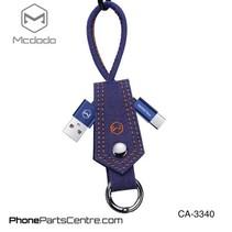 Mcdodo Type C Kabel met sleutelhanger - CA-3340 15cm (10 stuks)