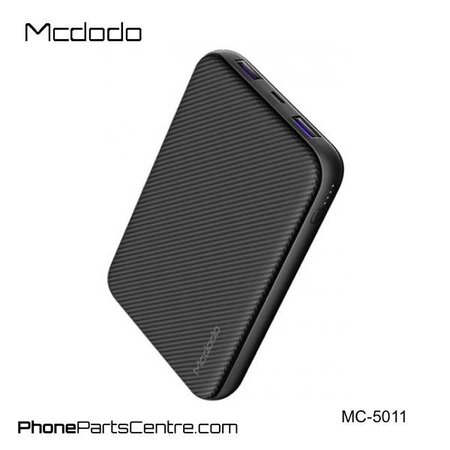 Mcdodo Mcdodo Powerbank Type C 10.000 mAh - Excelle series MC-5011 (2 stuks)
