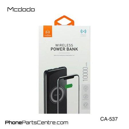 Mcdodo Mcdodo Draadloze Powerbank 10.000 mAh - Sharp series CH-5370 (2 stuks)
