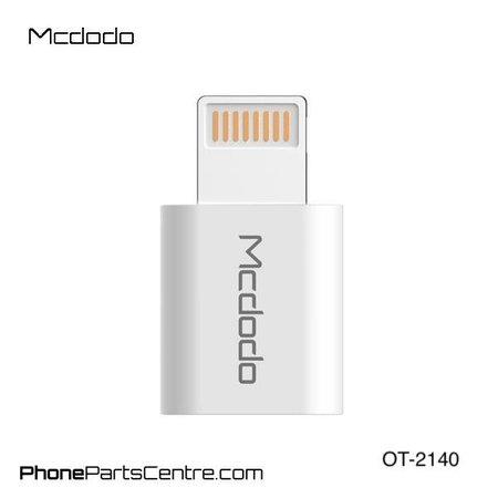 Mcdodo Mcdodo Adapter Micro-USB naar Lightning - OT-2141 (20 stuks)