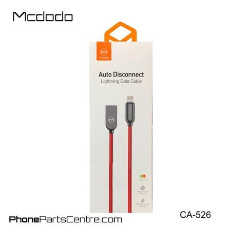 Mcdodo Mcdodo Lightning Kabel - Smart Series CA-5263 1.8m (5 stuks)