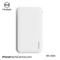 Mcdodo Powerbank met Ge•ntegreerde Kabel 10.000 mAh - Excelle series MC-4941 (2 stuks)