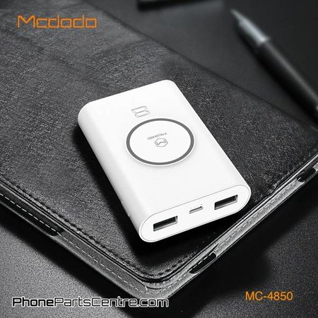Mcdodo Mcdodo Draadloze Powerbank 8.000 mAh - Shine series MC-4851 (2 stuks)
