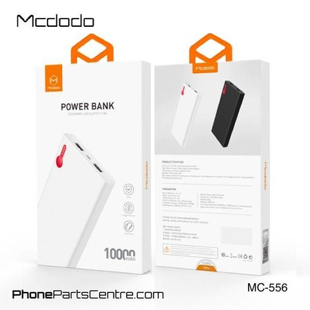 Mcdodo Mcdodo Powerbank Type C 10.000 mAh - MC-5561 (2 pcs)