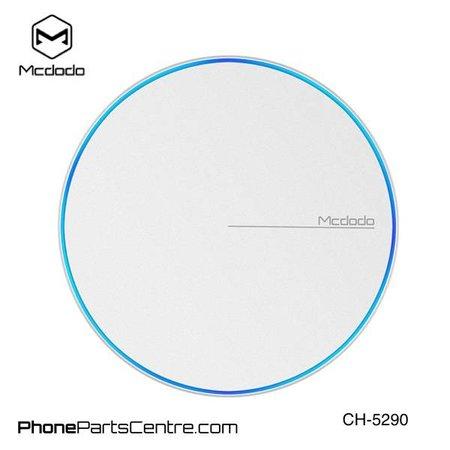 Mcdodo Mcdodo Draadloze Oplader 10W met LED - Super series CH-5291 (2 stuks)