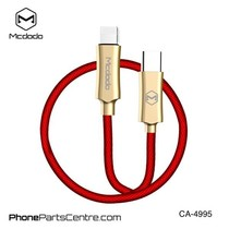 Mcdodo Adapter Type C Kabel naar Lightning - Knight Series CA-4993 1.8m (10 stuks)